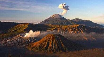 ТОП-10 мест мира с впечатляющими вулканическими пейзажами