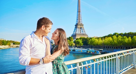 ТОП-10 самых романтических мест мира